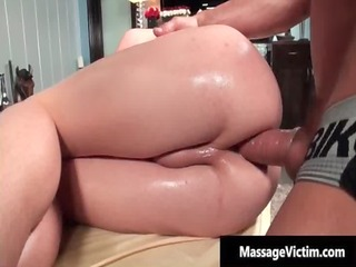 young cute gay guy acquires massaged gay porn