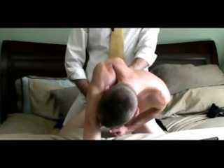 hot young homo chap fucked right into an asshole
