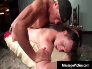 young cute gay chap acquires massaged part10