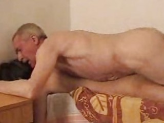 aged gay bangs juvenile boi doggy style on daybed